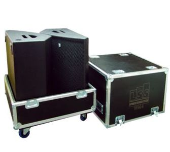 Flight Case x 2 WM4
